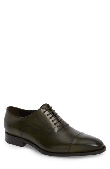 To Boot New York Knoll Cap Toe Oxford