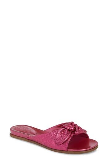 Vince Camuto Ejella Slide Sandal, Pink