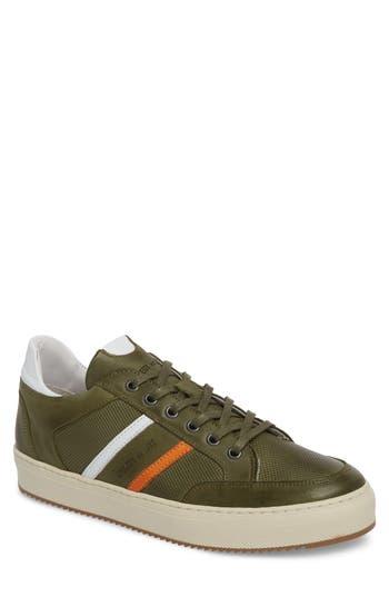 Cycleur De Luxe Burton Textured Sneaker, Green