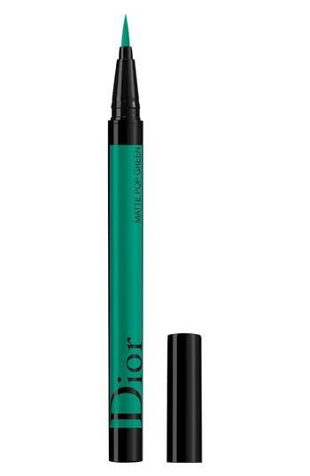 Dior Diorshow On Stage Eyeliner - 461 Matte Pop Green