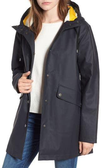 Pendleton Astoria Rain Jacket, Black