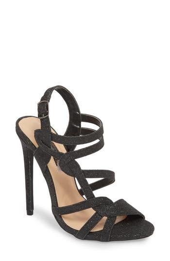 Lauren Lorraine Gidget Sandal- Black