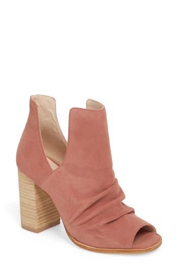 Kristin Cavallari Lash Split Shaft Bootie- Pink