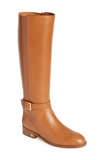 Tory Burch Brooke Knee High Boot- Brown
