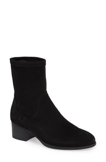 Bos. & Co. Ream Waterproof Sock Bootie - Black