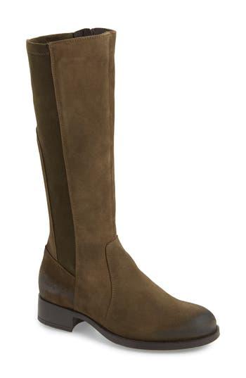 Bos. & Co. Brook Waterproof Knee High Boot - Brown
