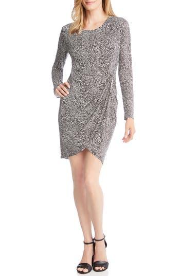 Twiggy Twist Dress, Print