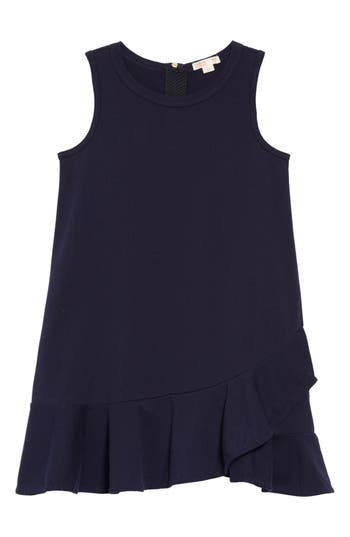 1920s Children Fashions: Girls, Boys, Baby Costumes Toddler Girls Crewcuts By J.crew Ruffle Hem Dress Size 3T - Blue $39.50 AT vintagedancer.com