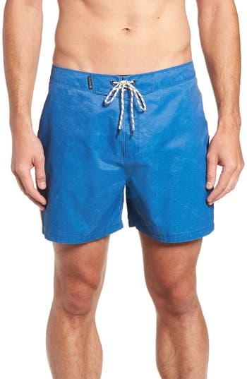 Hurley Navigation Board Shorts, Blue