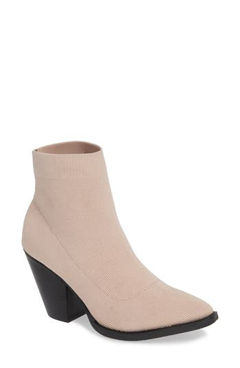 Jane And The Shoe Kalista Bootie, Pink