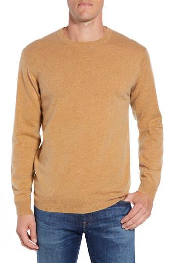 Rodd & Gunn Queenstown Wool & Cashmere Sweater, Brown