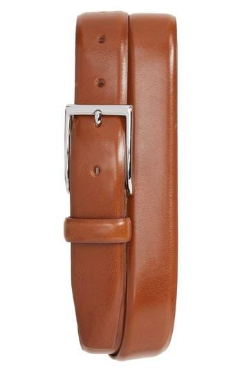 J.crew Leather Dress Belt, English Tan