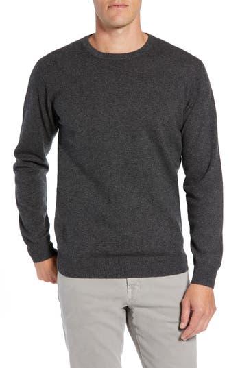 Rodd & Gunn Queenstown Wool & Cashmere Sweater, Black