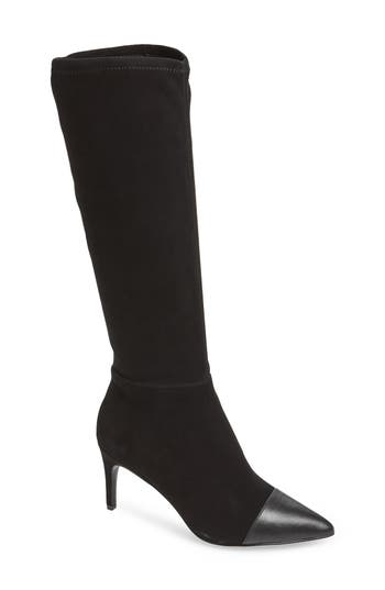 Charles David Parish Knee High Boot, Black