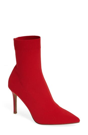 Claire Bootie, Red