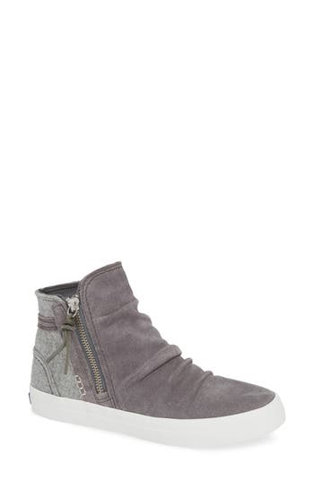 Sperry Crest Zone Water-Repellent Sneaker, Grey