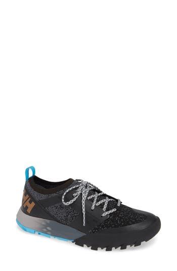 Loke Dash Trail Sneaker, Black/ Charcoal/ Silver