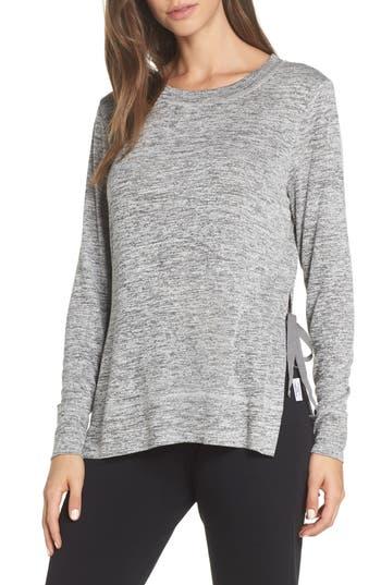 Ugg Quincy Sweatshirt, Grey Heather