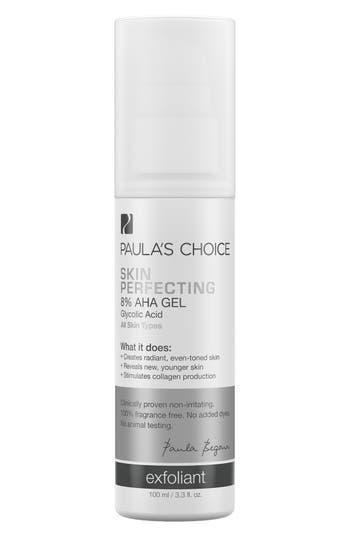 Paula's Choice--SKIN PERFECTING 8% AHA Gel Exfoliant with Glycolic Acid Chamomile & Green Tea--Normal to Dry Skin, Fine Lines--1-3.3 oz Pump -  1900