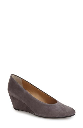 Women's Vaneli 'Dilys' Wedge Pump, Size 9.5 M - Grey