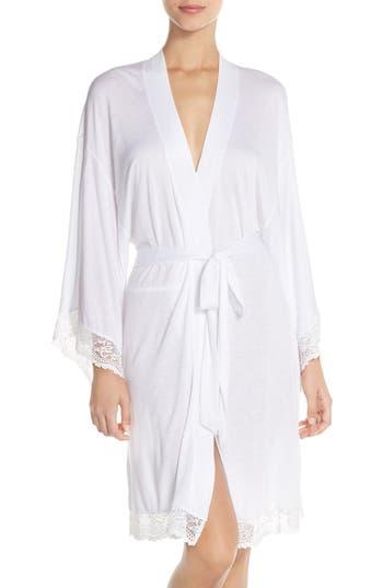 Women's Eberjey 'Colette' Kimono Robe