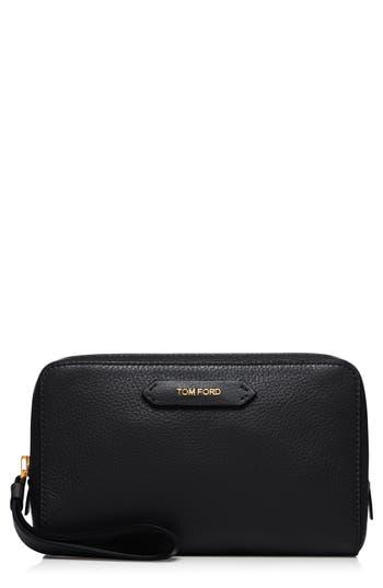Tom Ford Medium Leather Cosmetics Case