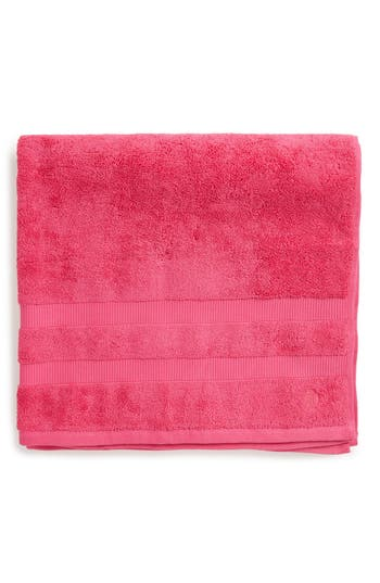 Kate Spade New York 'Chattam Stripe' Bath Towel, Size One Size - Pink