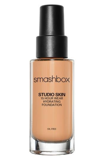 Smashbox Studio Skin 15 Hour Wear Foundation - 3 - Cool Medium Beige