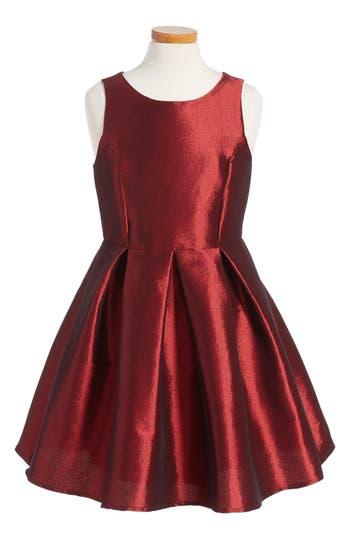 Girl's Soprano Sleeveless Skater Dress