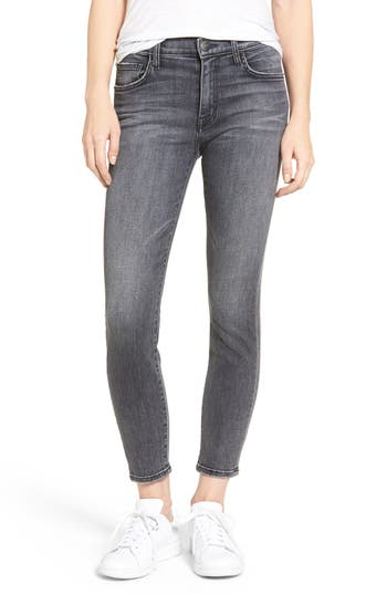 Women's Current/elliott The High Waist Stiletto Ankle Skinny Jeans