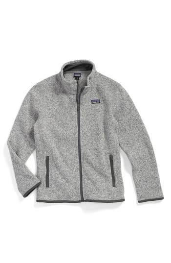 Boy's Patagonia Better Sweater Jacket