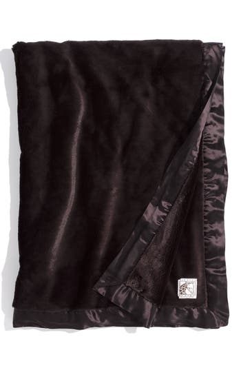 Giraffe At Home Luxe(TM) Throw, Size Standard - Brown