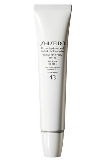 Shiseido 'Urban Environment' Tinted Uv Protector Broad Spectrum Spf 43