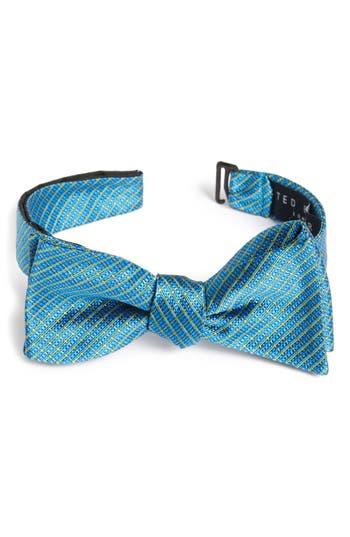 Men's Ted Baker London Plaid Silk Bow Tie