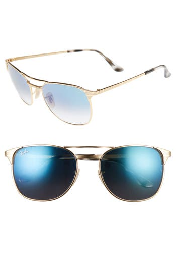 Ray-Ban Signet 5m Square Sunglasses -