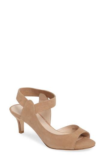 Pelle Moda Berti Peep Toe Sandal