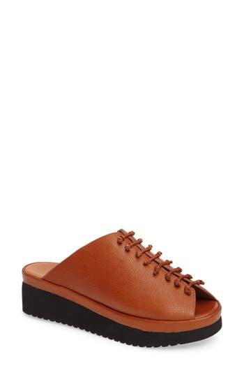 Women's L'Amour Des Pieds Arienne Wedge Platform Sandal, Size 8.5 M - Brown
