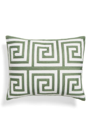 Levtex Geo Towel Stitch Accent Pillow