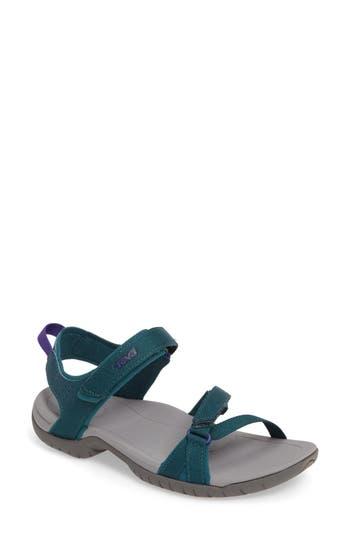 Women's Teva 'Verra' Sandal, Size 7 M - Green