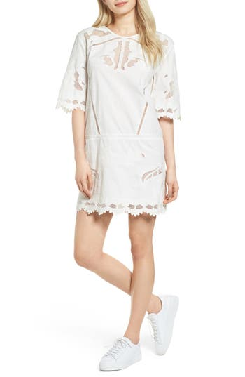 Women's St. Studio Embroidered Lace Dress