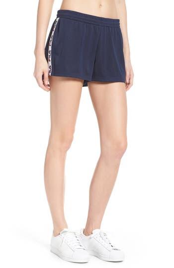 Women's Fila Minka Mesh Shorts