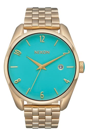 Nixon BULLET BRACELET WATCH, 38MM