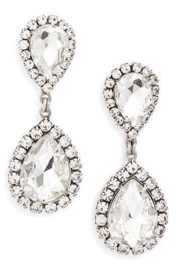 Women's Loren Hope Abba Crystal Drop Earrings