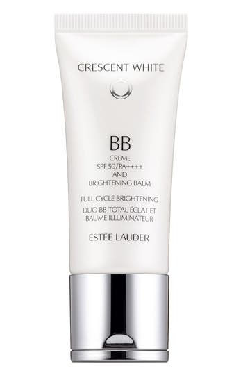 Estée Lauder 'Crescent White' Full Cycle Bb Créme & Brightening Balm Spf 50 -