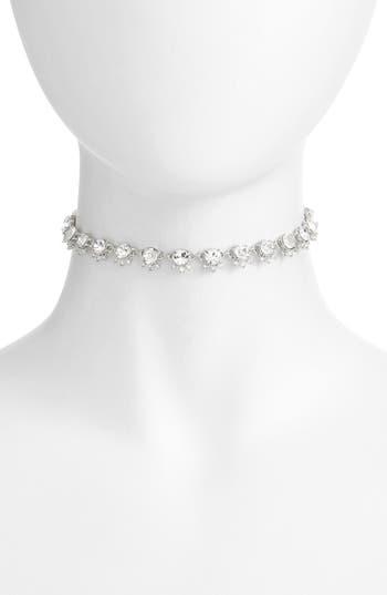 Women's Givenchy Crystal Choker