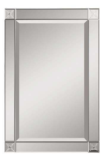 Uttermost Emberlynn Frameless Wall Mirror, Size One Size - Metallic