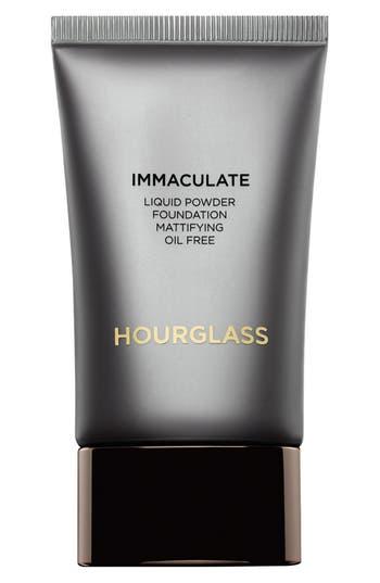 Hourglass Immaculate Liquid Powder Foundation - Blanc