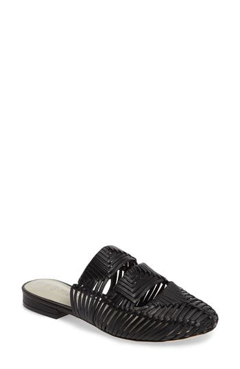 Women's 1.state Syre Woven Flat Mule