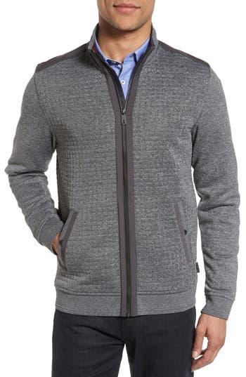 Men's Ted Baker London Whooty Full Zip Fleece Jacket