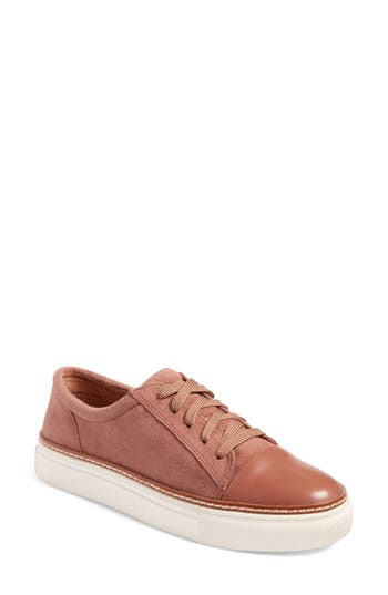 Women's Caslon Camden Sneaker, Size 4 M - Pink